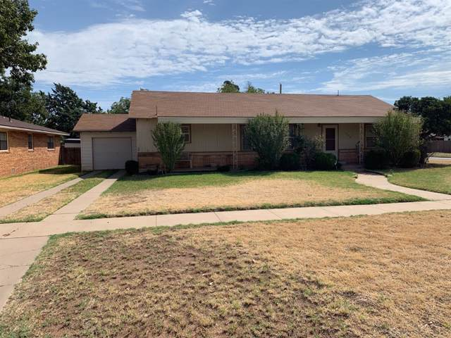 750 S 18th Street, Slaton, TX 79364 (MLS #201908603) :: McDougal Realtors