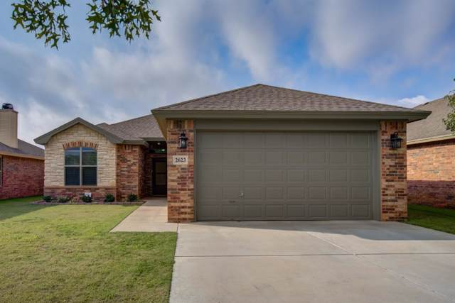 2623 112th Street, Lubbock, TX 79423 (MLS #201908619) :: Stacey Rogers Real Estate Group at Keller Williams Realty