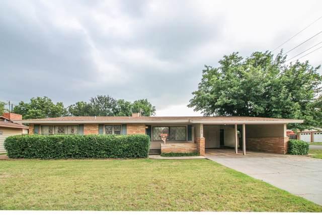 3519 37th Street, Lubbock, TX 79413 (MLS #201908645) :: Lyons Realty