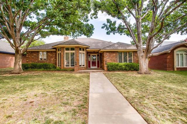 5506 85th Street, Lubbock, TX 79424 (MLS #201908741) :: The Lindsey Bartley Team