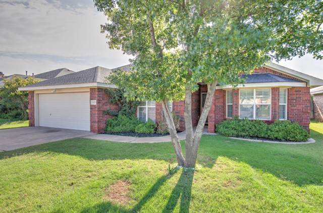 10109 Dover Avenue, Lubbock, TX 79424 (MLS #201908757) :: The Lindsey Bartley Team
