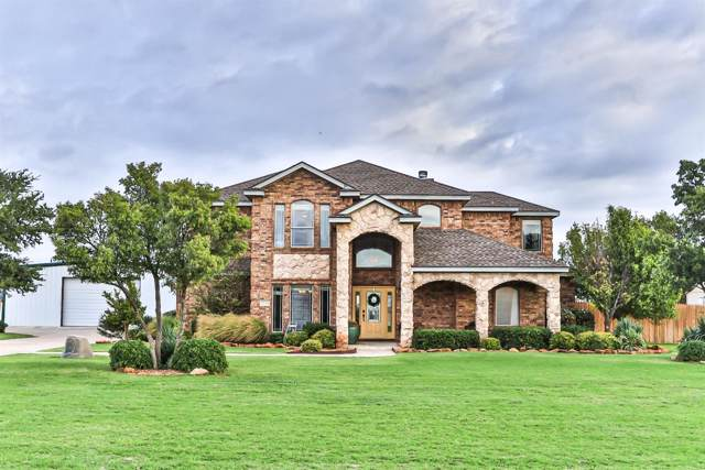 3314 County Road 7520, Lubbock, TX 79423 (MLS #201908805) :: The Lindsey Bartley Team