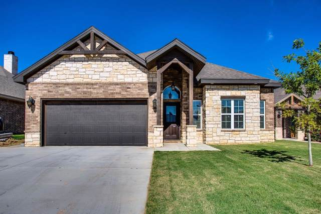 10305 Vernon Drive, Lubbock, TX 79423 (MLS #201908811) :: The Lindsey Bartley Team