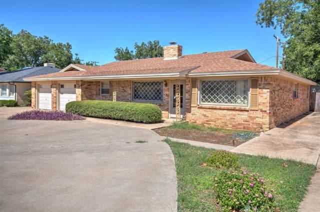 1618 57th Street, Lubbock, TX 79412 (MLS #201908812) :: The Lindsey Bartley Team