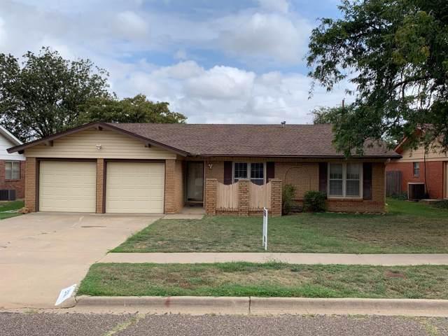 2008 Dallas Street, Plainview, TX 79072 (MLS #201908917) :: Reside in Lubbock | Keller Williams Realty