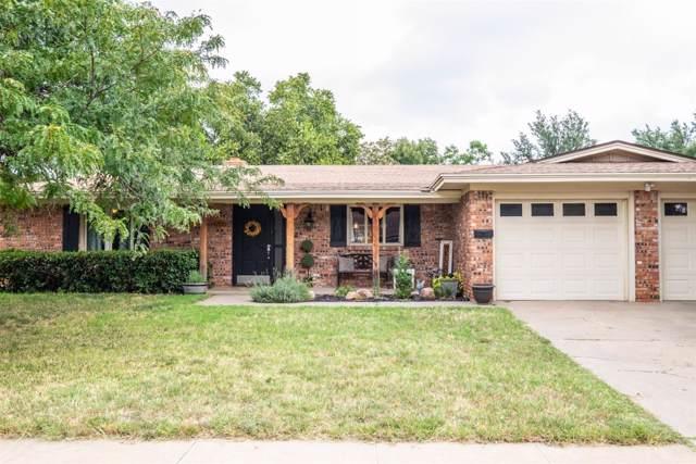 4206 70th Street, Lubbock, TX 79413 (MLS #201908923) :: The Lindsey Bartley Team