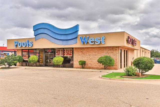 7815 Quaker Avenue, Lubbock, TX 79424 (MLS #201908930) :: The Lindsey Bartley Team
