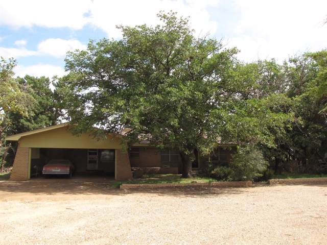 1131 County Road 125, Post, TX 79356 (MLS #201908946) :: The Lindsey Bartley Team