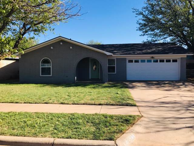 5523 Grinnell Street, Lubbock, TX 79416 (MLS #201908950) :: The Lindsey Bartley Team