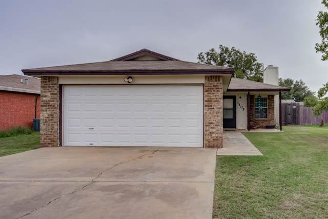 1105 Homestead Avenue, Lubbock, TX 79416 (MLS #201908962) :: The Lindsey Bartley Team