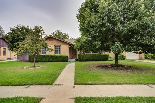 3107 32nd Street, Lubbock, TX 79410 (MLS #201908980) :: The Lindsey Bartley Team