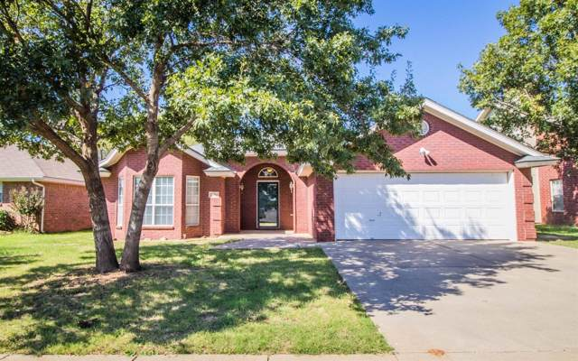1002 Justice Avenue, Lubbock, TX 79416 (MLS #201909007) :: The Lindsey Bartley Team
