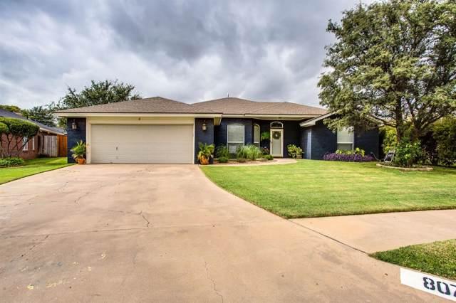807 Cedar Avenue, Idalou, TX 79329 (MLS #201909011) :: McDougal Realtors