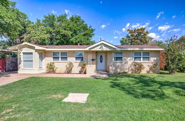 5012 45th Street, Lubbock, TX 79414 (MLS #201909015) :: The Lindsey Bartley Team
