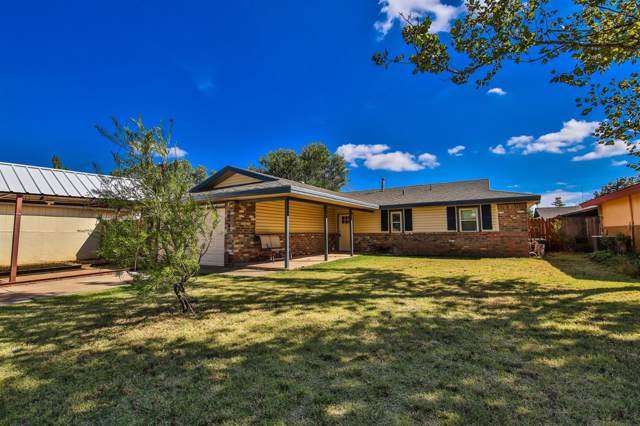 2315 77th Place, Lubbock, TX 79423 (MLS #201909020) :: The Lindsey Bartley Team