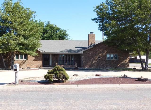 1602 W Ave C, Muleshoe, TX 79347 (MLS #201909036) :: Lyons Realty