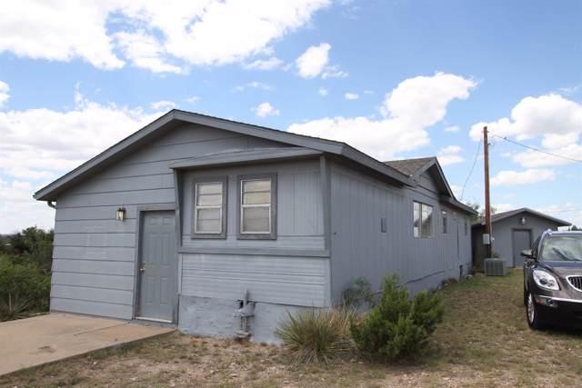 159 Lakeway Drive, White River, TX 79370 (MLS #201909037) :: McDougal Realtors