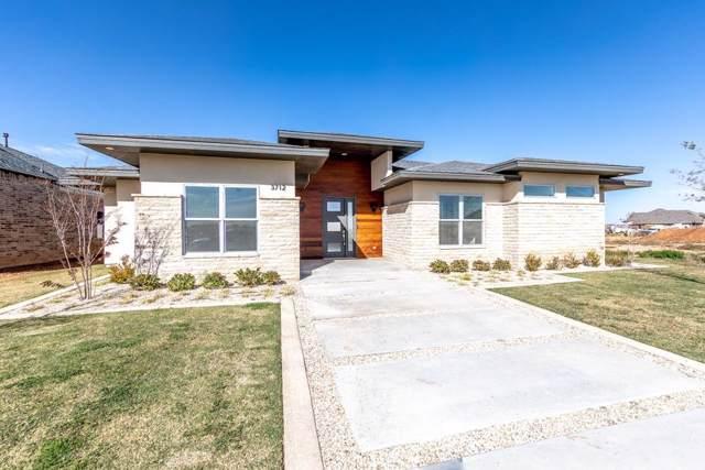 3712 118th Street, Lubbock, TX 79423 (MLS #201909058) :: The Lindsey Bartley Team