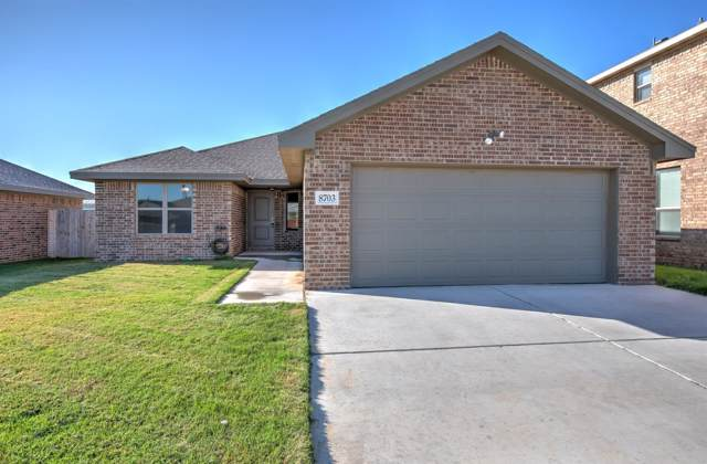 8703 16th Street, Lubbock, TX 79416 (MLS #201909073) :: The Lindsey Bartley Team