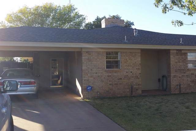 7510 Ave W, Lubbock, TX 79423 (MLS #201909074) :: The Lindsey Bartley Team