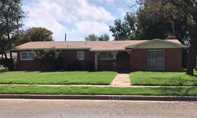 3101 42nd Street, Lubbock, TX 79413 (MLS #201909078) :: The Lindsey Bartley Team