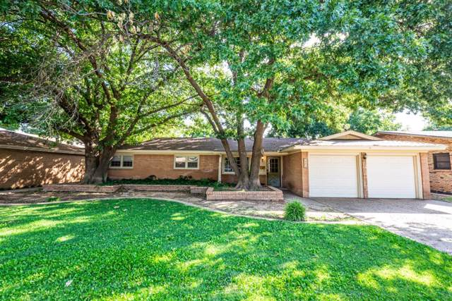 6208 Knoxville Drive, Lubbock, TX 79413 (MLS #201909085) :: The Lindsey Bartley Team