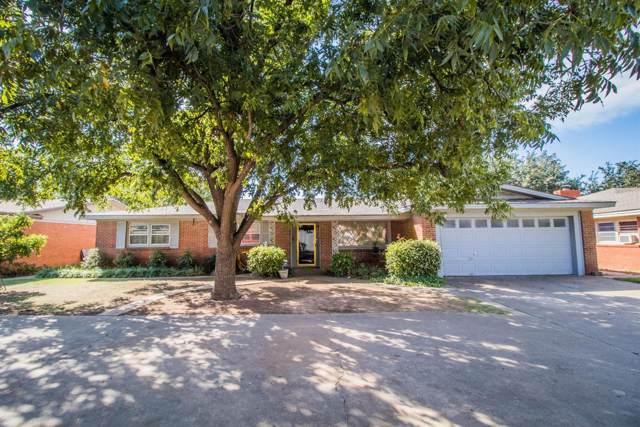 2107 64th Street, Lubbock, TX 79412 (MLS #201909099) :: Lyons Realty
