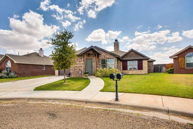 1307 Yorkshire Avenue, Wolfforth, TX 79382 (MLS #201909107) :: The Lindsey Bartley Team
