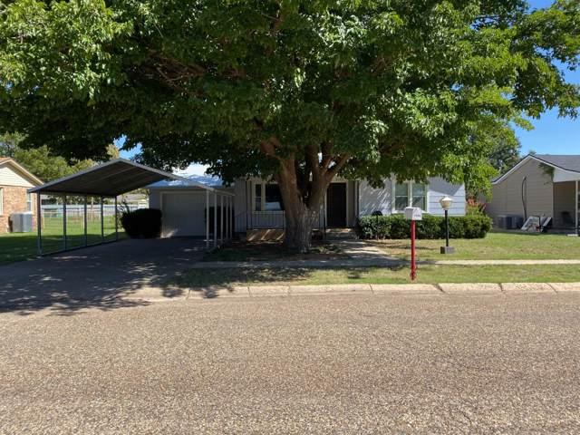 1108 N Ave E, Denver City, TX 79323 (MLS #201909121) :: The Lindsey Bartley Team