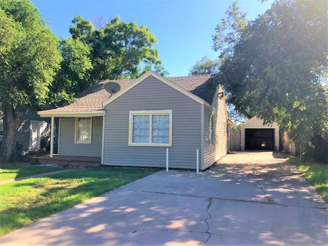 2219 27th Street, Lubbock, TX 79411 (MLS #201909123) :: McDougal Realtors