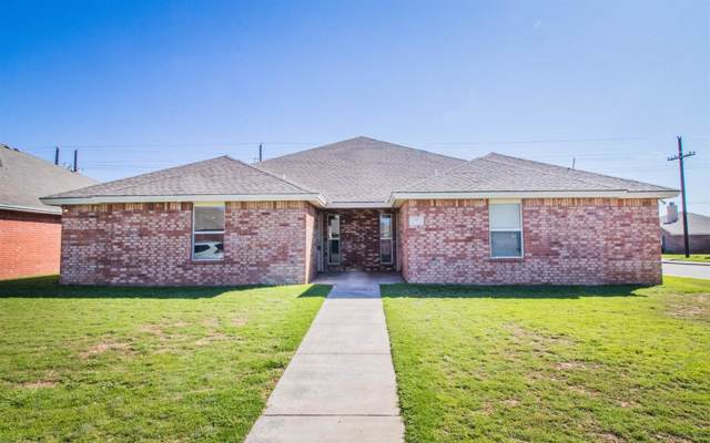 904 N Bangor Avenue, Lubbock, TX 79416 (MLS #201909130) :: McDougal Realtors