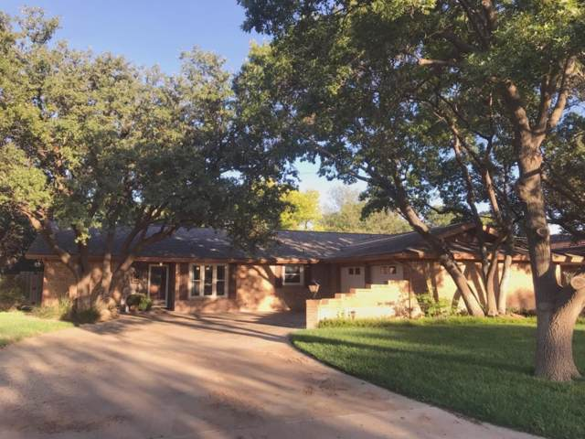 2027 Rice Drive, Levelland, TX 79336 (MLS #201909132) :: The Lindsey Bartley Team