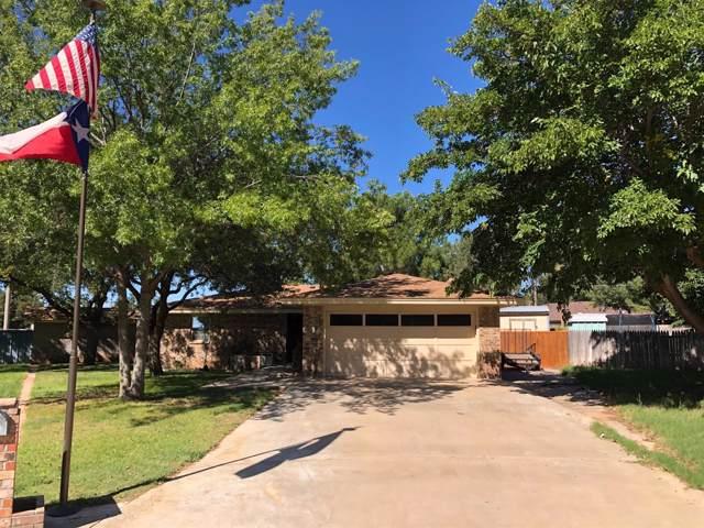 608 Alto Circle, Denver City, TX 79323 (MLS #201909135) :: The Lindsey Bartley Team