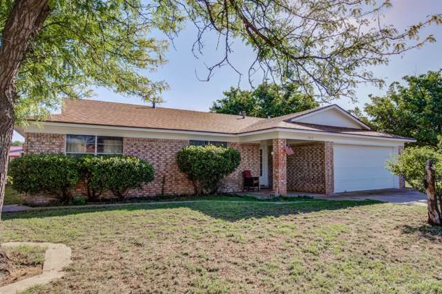 5515 Grinnell Street, Lubbock, TX 79416 (MLS #201909143) :: McDougal Realtors
