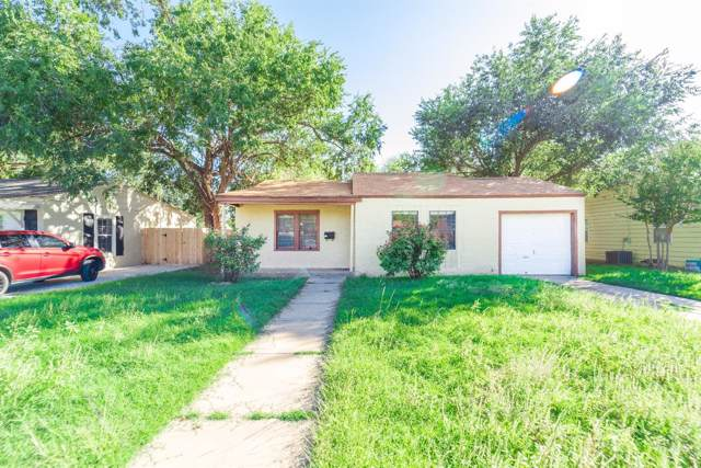 3105 30th Street, Lubbock, TX 79410 (MLS #201909157) :: The Lindsey Bartley Team