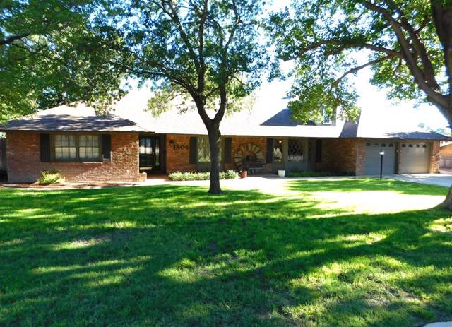 1804 W Ave H, Muleshoe, TX 79347 (MLS #201909159) :: Lyons Realty