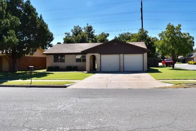 5017 54th Street, Lubbock, TX 79414 (MLS #201909170) :: The Lindsey Bartley Team