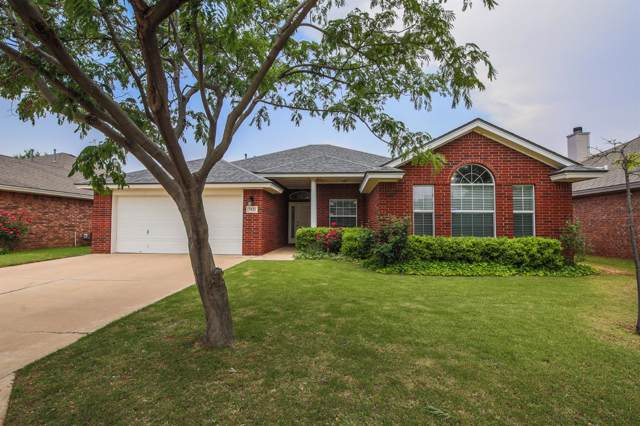 5821 88th Place, Lubbock, TX 79424 (MLS #201909174) :: The Lindsey Bartley Team