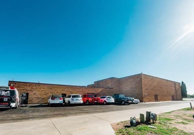 5504 Wayne Avenue, Lubbock, TX 79414 (MLS #201909176) :: Stacey Rogers Real Estate Group at Keller Williams Realty
