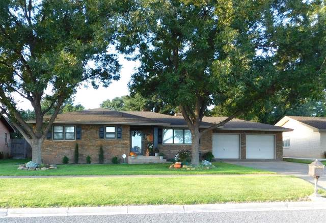 1805 W Ave G, Muleshoe, TX 79347 (MLS #201909189) :: The Lindsey Bartley Team