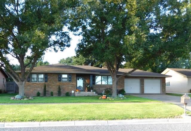 1805 W Ave G, Muleshoe, TX 79347 (MLS #201909189) :: Lyons Realty