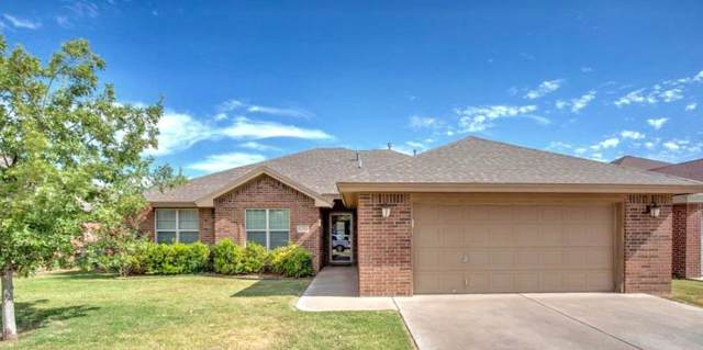 6206 101st Street, Lubbock, TX 79424 (MLS #201909192) :: The Lindsey Bartley Team
