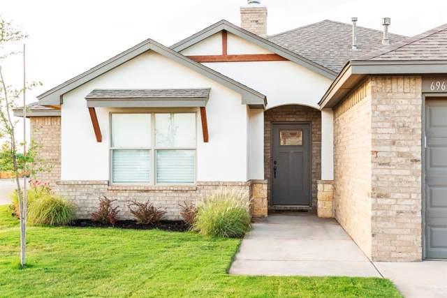 6966 22nd Place, Lubbock, TX 79407 (MLS #201909199) :: Reside in Lubbock | Keller Williams Realty