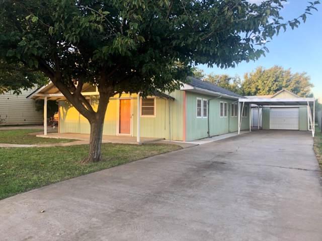 110 S Farmer Street, Crosbyton, TX 79322 (MLS #201909211) :: McDougal Realtors