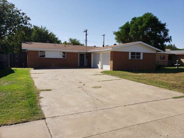 5619 16th Place, Lubbock, TX 79416 (MLS #201909222) :: Stacey Rogers Real Estate Group at Keller Williams Realty