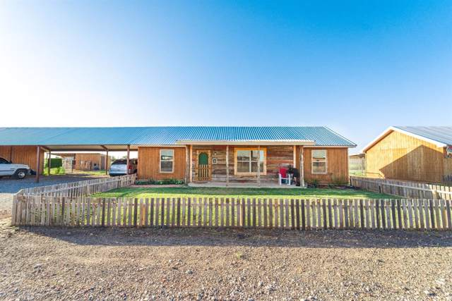 11601 County Road 2360, Lubbock, TX 79404 (MLS #201909243) :: Stacey Rogers Real Estate Group at Keller Williams Realty