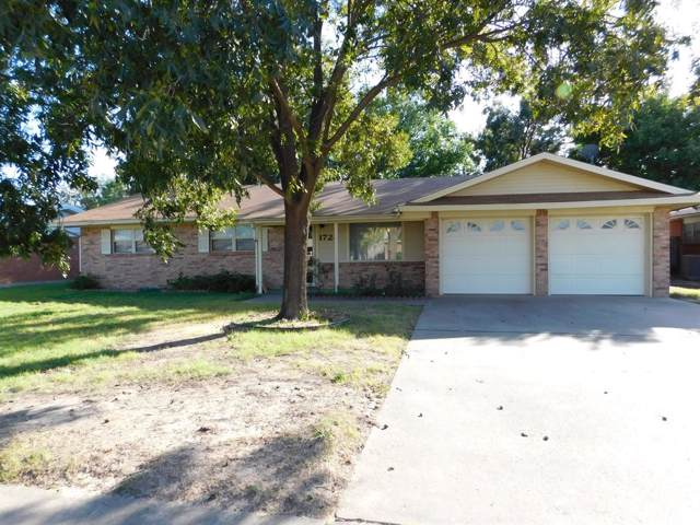 1725 W Ave E, Muleshoe, TX 79347 (MLS #201909257) :: The Lindsey Bartley Team