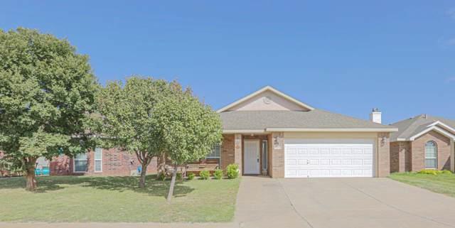 2022 100th Street, Lubbock, TX 79423 (MLS #201909258) :: Lyons Realty
