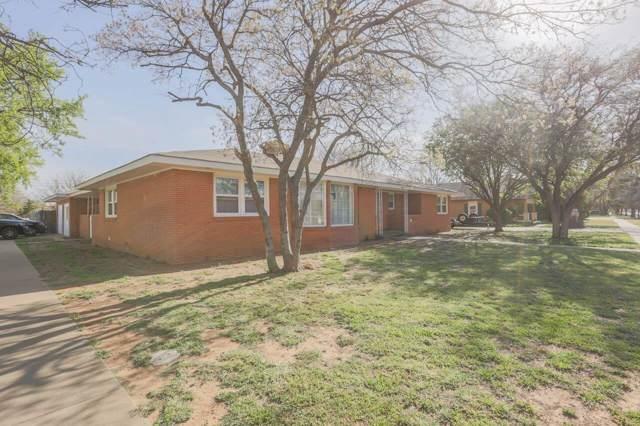 805 W Lubbock Street, Slaton, TX 79364 (MLS #201909262) :: Lyons Realty