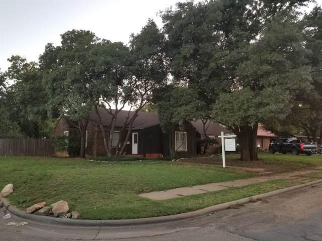 2201 32nd Street, Lubbock, TX 79411 (MLS #201909265) :: Lyons Realty